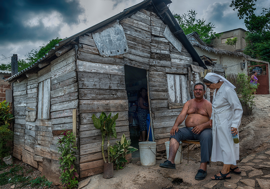 Fundaci n juan bonal infancia en cuba pasado presente - Fotos de viviendas ...